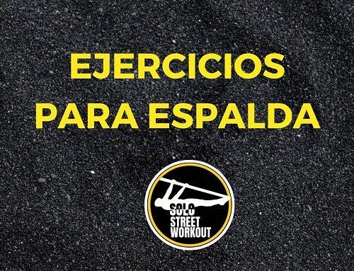 · Progresa con sólo 3 ejercicios de espalda ·