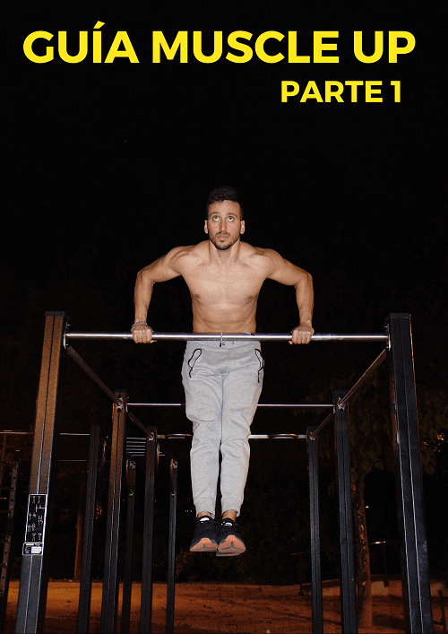 Como hacer muscle up parte 1