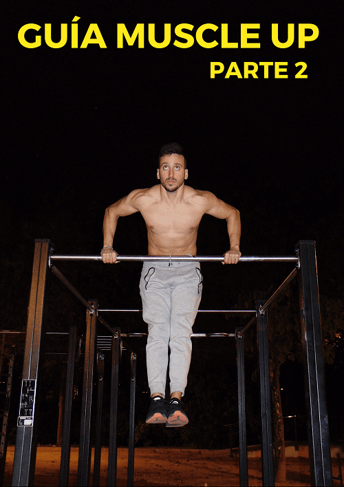 Como hacer muscle up parte 2